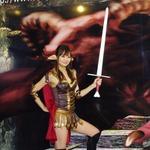 アキバに巨大レッサーデーモン現る『Wizardry Online』アイテム配布&『パンヤ』オフラインイベントは1800人駆けつける