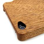 iPhone4Sに暖かみのある手触りを与える「ウッドカバー」 ― 美麗な和柄が描かれた4種類