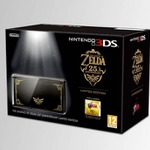欧州任天堂、『ゼルダの伝説』25周年を記念して限定モデルの3DSを発売か?