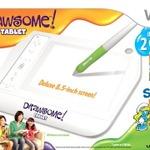 ユービーアイソフトがWii向けタブレット「Drawsome」を来月発売へ、専用タイトル2本を同梱