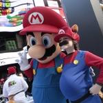 実物大のマリオステージも!- 『スーパーマリオ 3Dランド』ニューヨークのローンチイベント