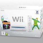 欧州任天堂、Wii本体と『Just Dance 2』をセットにして発売