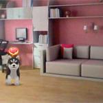 仔犬が遊びにくるよ『かわいい仔犬3D』フォトルームなど機能が明らかに