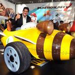実物大マリオカートが抽選で当たるイベントが開催!海外GameSpot会員向けに