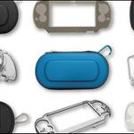サイバーガジェット、PSVita用アクセサリー15種を発売 ― 保護フィルム、プロテクトケースなど