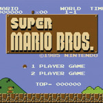 任天堂、3DS向けバーチャルコンソールに『スーパーマリオブラザーズ』を新年配信