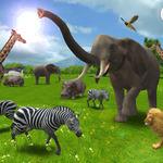 プロペ、学べるAndroidアプリ『REAL ANIMALS HD』配信 ― リアルな動物をさまざまな角度から