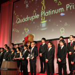 【PlayStation Award 2011】20名以上のスタッフが登壇、400万本を超えた『モンスターハンターポータブル3rd』