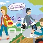 ケイ・オプティコム、ニンテンドー3DS利用者向けにeoモバイル Wi-Fiスポットを無料開放