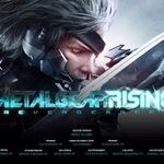 『METAL GEAR RISING』最新トレイラーが炸裂!発売は2013年初頭に決定