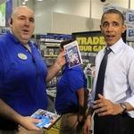 アメリカのオバマ大統領、ホリデープレゼントにWii版『Just Dance 3』を購入