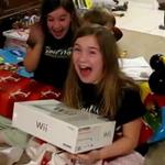 クリスマスにWiiを貰って歓喜する子供たちまとめ