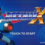 『ロックマンX』がiPhoneに登場 ― Retinaディスプレイ、難易度設定、GameCenterなど独自要素多数