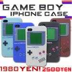 iPhoneが初代ゲームボーイに?「ゲームボーイ型iPhone4/4Sケースカバー」
