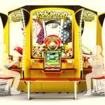 バンダイナムコ、業界初の4人同時プレイを採用『ポケモンメダルワールド』稼働開始