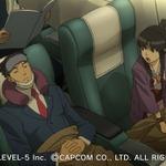 『レイトン教授VS逆転裁判』最新アニメーション公開、制作はBONESが担当