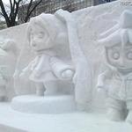 雪まつり「初音ミク」雪像倒壊 ― 今後の対応は検討中
