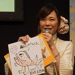 【ぷよぷよフェスタ2012】どれも個性的!『ぷよぷよ!!』声優陣が何も見ないで「すけとうだら」の似顔絵を描いてみた