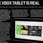 マイクロソフトがXbox 360後継機向けのタブレット型コントローラーを検証中との噂
