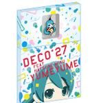 『初音ミク and Future Stars Project mirai』DECO*27氏によるテーマソング発売