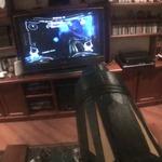Wiiリモコンに『メトロイド』のアームキャノンを取り付けてしまったファンメイド作品