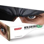 『METAL GEAR SOLID SNAKE EATER 3D』発売記念抽選会が開催決定