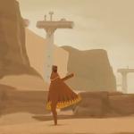 海外で高評価、PS3新作アドベンチャー『風ノ旅ビト』3月15日配信