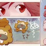 『ポケモン+ノブナガの野望』WEB漫画「ランセ彩絵巻」がニコニコ漫画で連載スタート