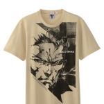 『メタルギア』25周年記念×ユニクロ、コラボTシャツが4月下旬発売