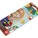 アナタの携帯をマリオがガード「スーパーマリオ プリントガードSENSAI 3.5」・・・週刊マリオグッズコレクション第178回