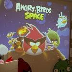 怒った鳥たちは宇宙に飛び立つ、『Angry Birds Space』ロンチイベントが開催
