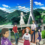 大人気アニメがPSPでついにゲーム化『あの日見た花の名前を僕達はまだ知らない。』