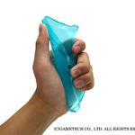 強靭でありながら柔らかくて軽量 ― 3DSカバー「ソフトクリスタルシェル3D」ディープブルー