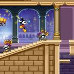 ニンテンドー3DS向けの『Epic Mickey: Power of Illusion』スクリーンショット