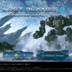 カプコン新作『ロスト プラネット 3』を正式発表 ― トレイラーも公開