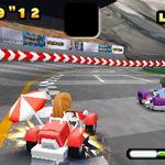 Wiiウェア人気作が3DSで登場『おきらくカート3D』 ― あらゆる要素がボリュームアップ