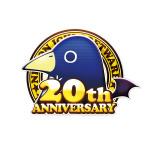 日本一ソフトウェア、プリニーを配した創立20周年ロゴを公開