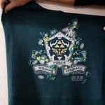【THE KING OF GAMES】もうすぐお届け!「ゼルダ25周年記念 限定Tシャツ」、その制作過程をレポート