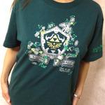 「ゼルダ25周年Tシャツ」開封&着用レポ