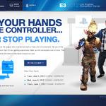 SCE、E3特設サイトオープン