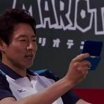任天堂、『マリオテニス オープン』TVCMに松岡修造さん&杉山愛さんを起用