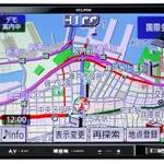 ニンテンドーDSとカーナビが連動、富士通テン2012年夏モデル発表 ― 任天堂とコラボ