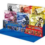 『戦国BASARA カードヒーローズ』配信開始、ロッテとコラボキャンペーンも実施