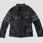 妥協無しの完全再現『BIOHAZARD 6』レザージャケットとタブレットケースカバーのデザイン公開