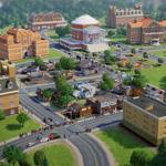 【E3 2012】見えてきたマルチプレイ『シムシティ』の新しい都市開発の楽しさ