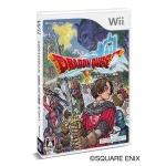 鳥山先生の新イラストがステキ、Wii版『ドラゴンクエストX』パッケージデザイン決定