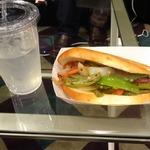 【E3 2012】ロサンゼルスのお昼はピリ辛い!?~ランチレポート(2)