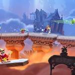 【E3 2012】ゲームパッドで協力プレイ、Wii Uのために作られた『レイマン レジェンズ』