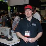 【E3 2012】レトロゲームがずらり並んだE3名物ビンテージコーナーを突撃取材!