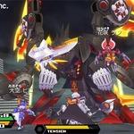 『ダンボール戦機W』発売日決定、PSPとPS Vitaの2機種で